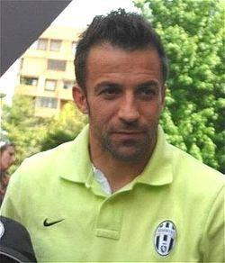 Del Piero bambina coma