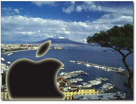 Steve Jobs Napoli