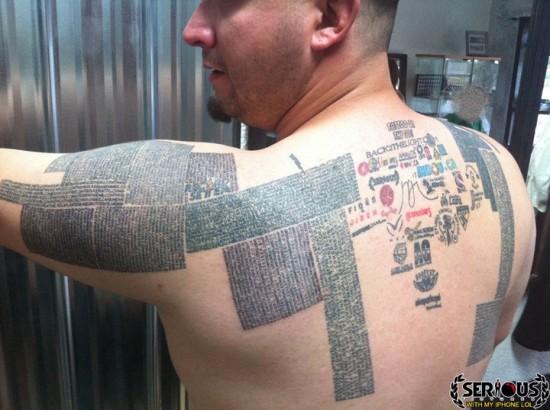 Tatuaggio URL