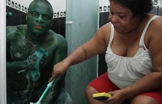 Vernice Indelebile Hulk