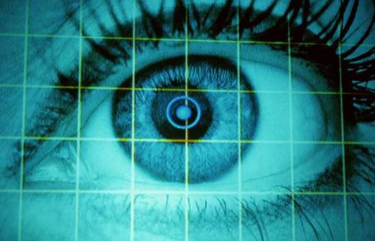 Laser colore occhi