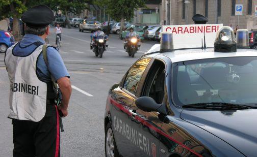 Tivoli Terme: uomo arrestato