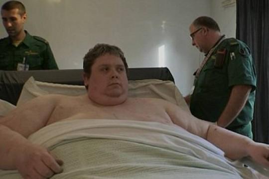 Uomo più grasso del mondo