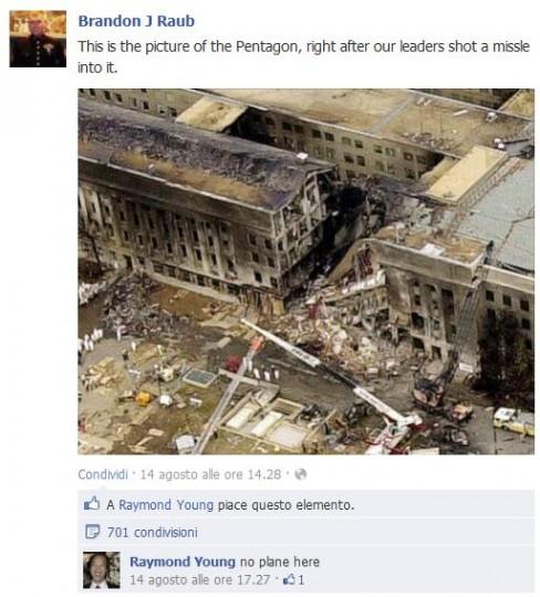 Arrestato Facebook