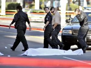 Ucciso polizia