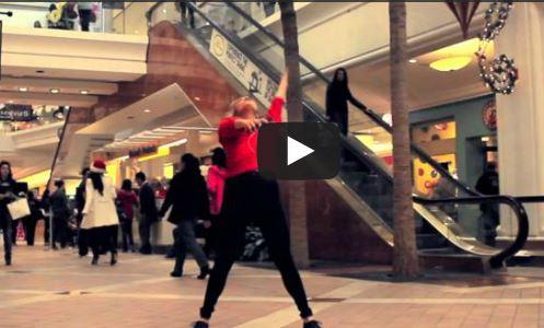 Balla per strada