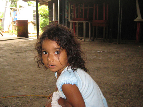 Bambina venduta