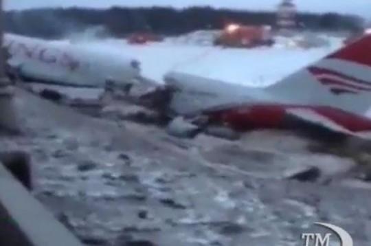 Incidente Aereo Russia