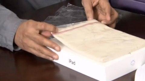 iPad argilla