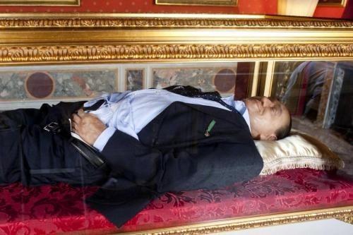 Berlusconi Morto