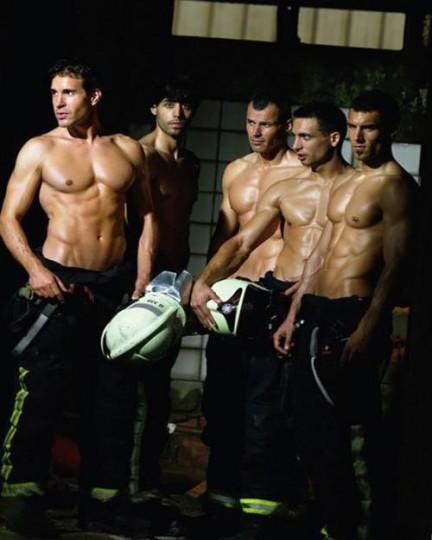 Calendario Pompieri