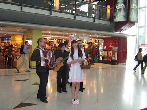 Donna Hong Kong
