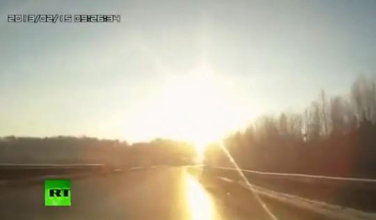Pioggia Meteore Russia
