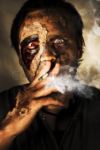 Sigaretta Incendio