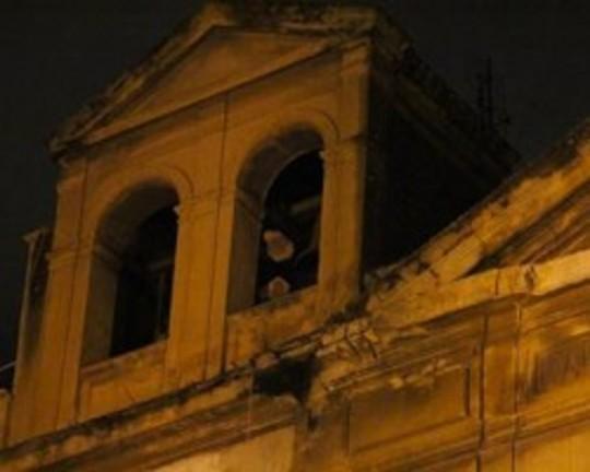 Fantasma Campanile Palermo