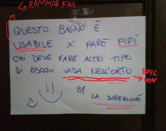 immagine fail win
