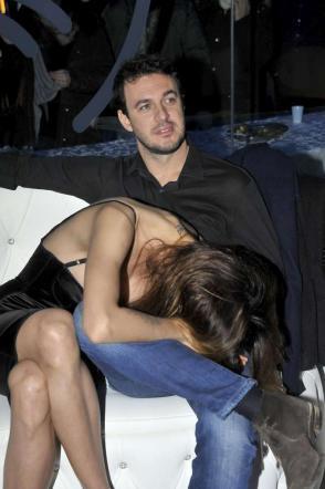Nina Moric e Matteo
