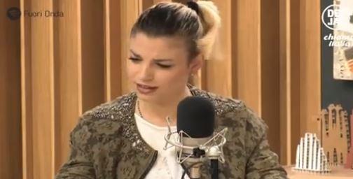 Emma Marrone imita Belen