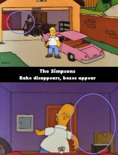 Errore sigla Simpsons