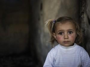 Strage bambini in Siria