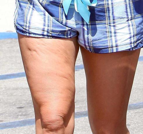 Britney Spears fuori forma