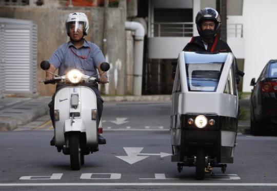 Scooter del futuro
