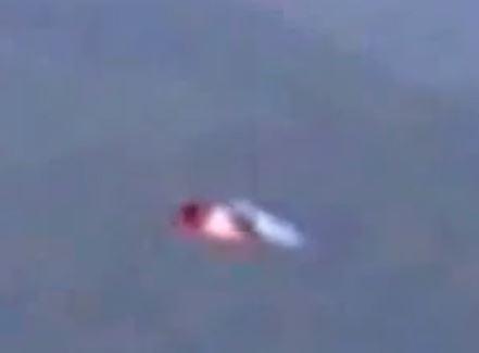 UFO atterra in Giappone