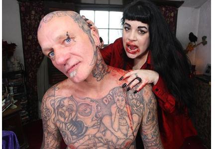 Mamma vampiro