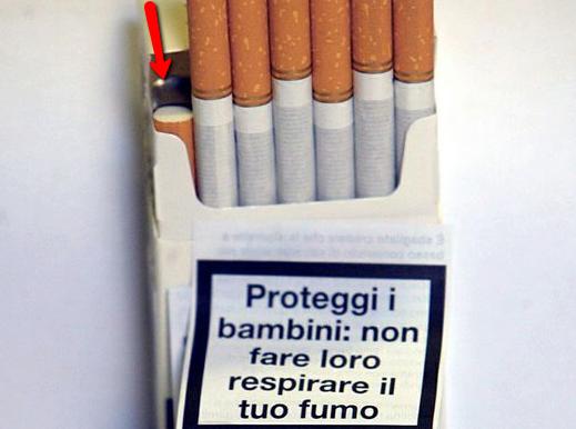 Sigaretta parlante