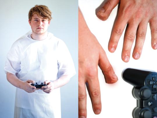 Malattie videogiochi