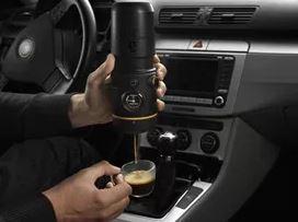 Macchina da caffè da auto