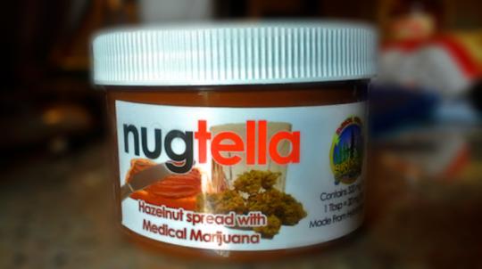 Nugtella Marijuana