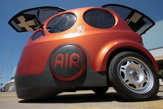 Auto aria