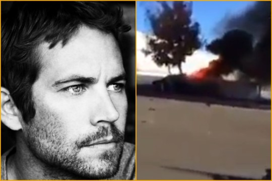 Video Incidente Paul Walker