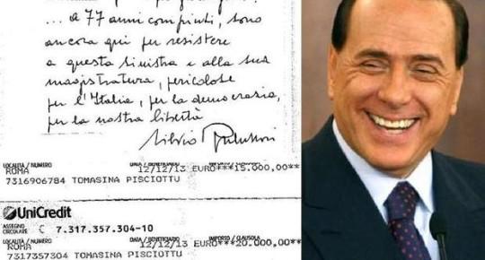 Scrivi Berlusconi