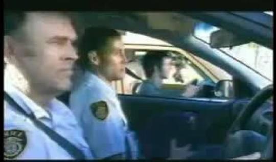 Cose da non fare con la Polizia
