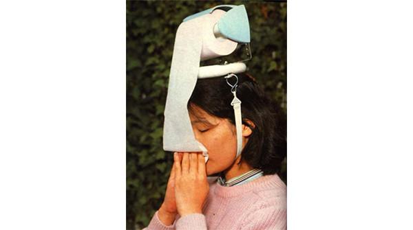 Il cappello per la carta igienica