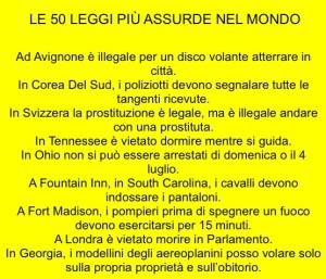 Non fa ridere part 42 for Chi fa le leggi in italia