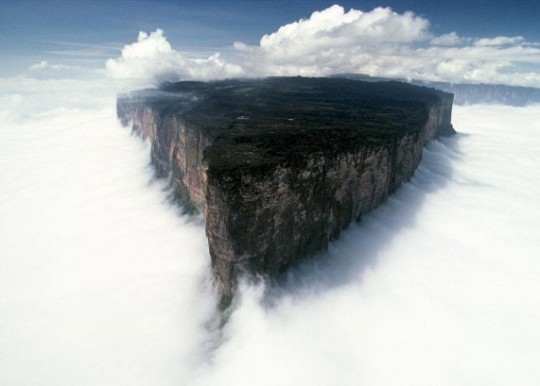 Monte Roraima, Sud America