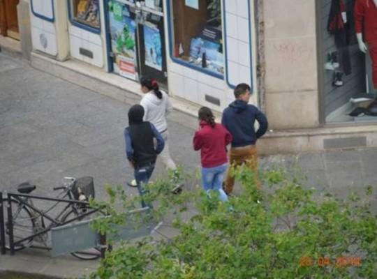 Turista Derubato dai Rom