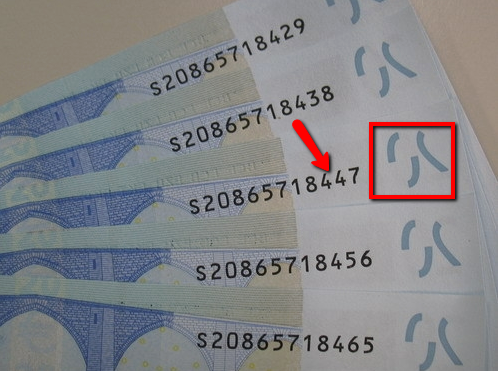 Banconote 20 euro