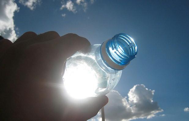 Bottiglie Acqua Sole