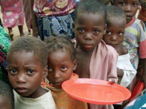 Risolvere la fame nel mondo