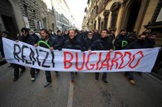 Renzi Truffa 80 Euro