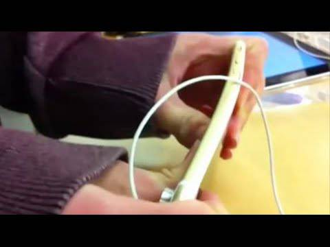 Piegano iPhone 6 Apple Store