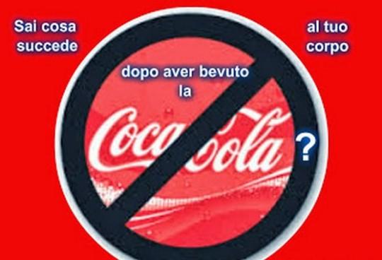 Coca Cola Effetti