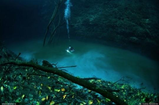 N. 4 Fiumi subacquei