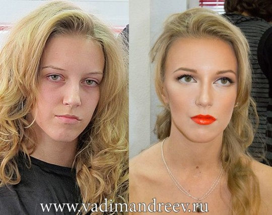 La Potenza Del Make-Up
