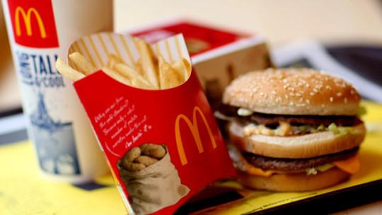 Mistero Decomposizione McDonald's
