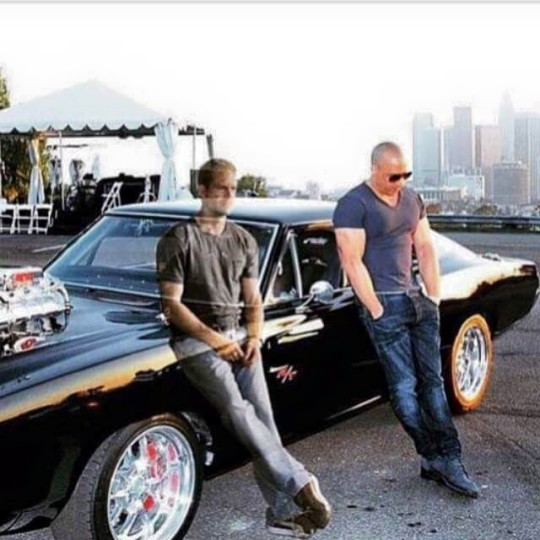 Fantasma Paul Walker